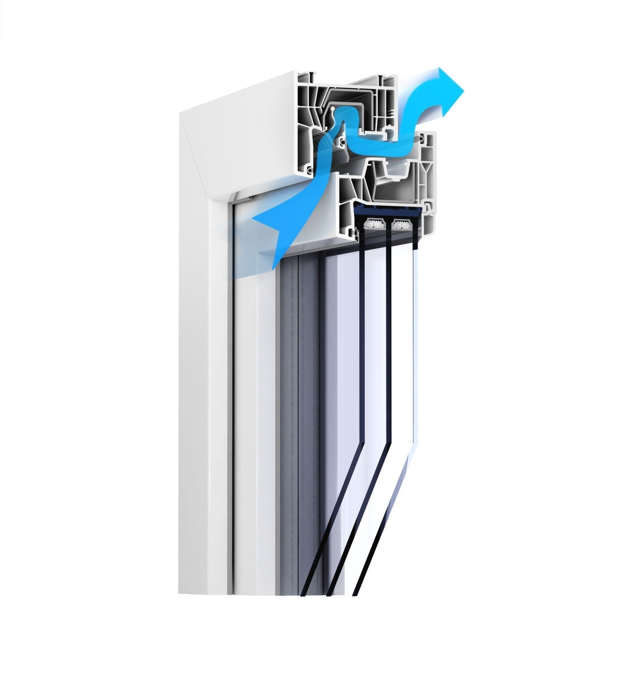 Profi-PVC-Spezialreiniger Kunststoff-weiss-Fenster-Rolladen-Zaun von Kömmerling