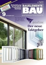 Bauelemente Bau – The New Pacemaker – September 2015