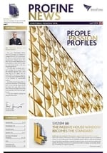 profine News - Exhibition newspaper FENSTERBAU FRONTALE 2016